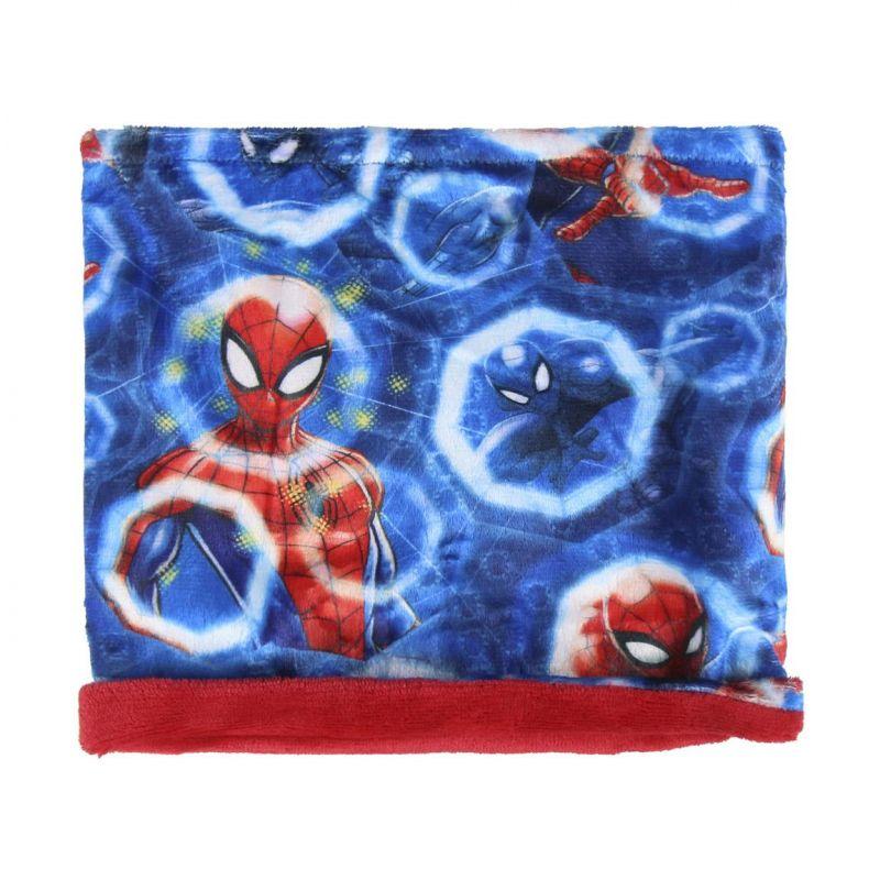 Hebký fleecový nákrčník s pavoučím mužem Spidermanem baa71c6ed2
