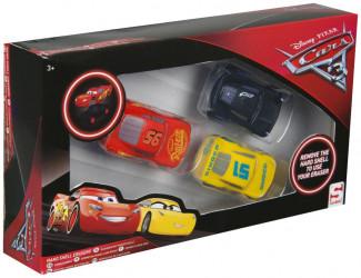 Gumová autíčka Cars / Auta