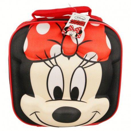 Dívčí 3D thermo taštička do ruky Myška Minnie / Minnie Mouse