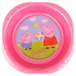 Plastové misky Prasátko Peppa pink / vecizfilmu