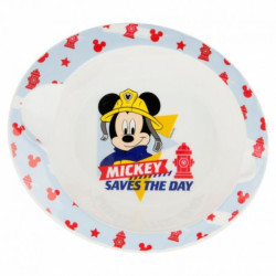 Miska Mickey Mouse Hasič