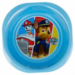 Sada 3 ks plastových misek Paw Patrol / Tlapková Patrola modrá