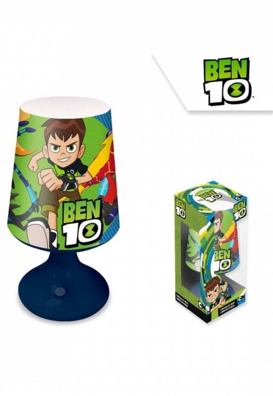 Chlapecká noční plastová lampička Ben 10 / rozměr 18 x 9 cm