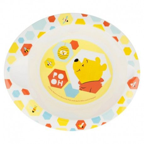 Dětská plastová miska Medvídek Pú / Winnie the Pooh
