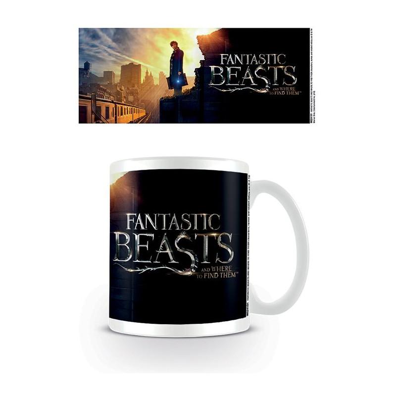 Keramický hrnek Fantastická zvířata / Fantastic Beasts / Dusk 315 ml