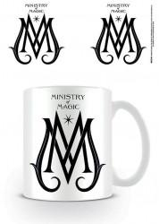 Hrnek Fantastická zvířata / Fantastic Beasts / Ministry Of Magic / vecizfilmu