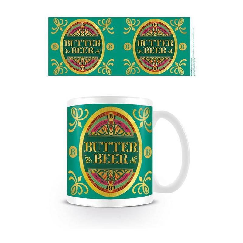 Keramický hrnek Fantastická zvířata / Fantastic Beasts / Butter Beer 315 ml / vecizfilmu