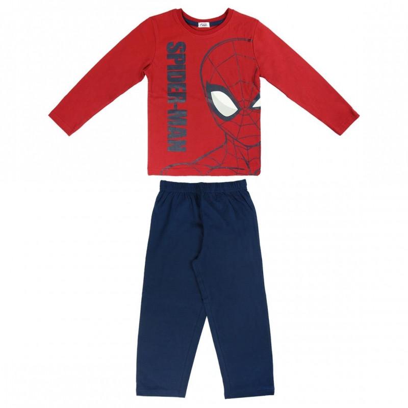 Chlapecké pyžamo s Pavoučím mužem Spidermanem 3 - 7 let