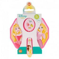 Jídelní sada pro nejmenší Princezny / Princess miska s víkem a lžička