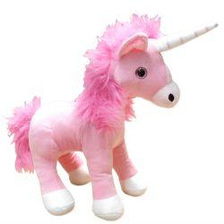 Plyšová figurka Jednorožec / Unicorn Pink