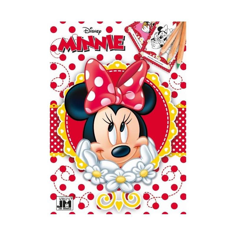 Omalovánka A5 Minnie