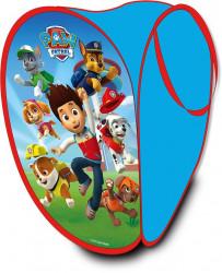 Látkový skládací koš na hračky Paw Patrol / Tlapková Patrola 52 x 35 x 35 cm / vecizfilmu