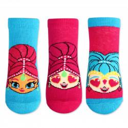 Kotníkové ponožky Shimmer and Shine / vel. 23 - 34 / veci z filmu