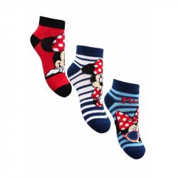 Kotníkové ponožky Minnie Mouse / vel: 23 - 34 / veci z filmu