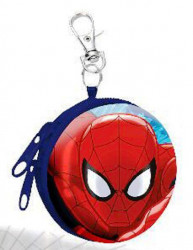 Kovová peněženka s karabinou Spiderman / vecizfilmu
