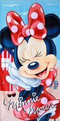 Plážová osuška Minnie Mouse /  70 x 140 cm / 300gsm