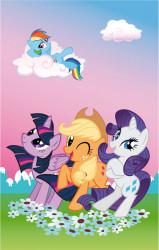 Ručník na ruce My Little Pony / vecizfilmu