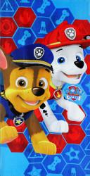 Osuška Paw  Patrol / Marshall a Chase
