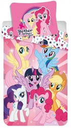 Povlečení My Little Pony / Better Together / vecizfilmu