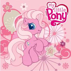 Magický ručník My Little Pony růžový / vecizfilmu