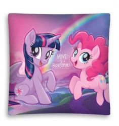 Povlak na polštář My Little Pony Duha / vecizfilmu