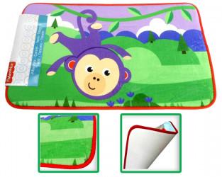 Dětský kobereček Fisher Price / monkey / 43 x 75 cm / veci z filmu