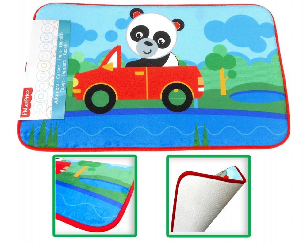 Dětský kobereček Fisher Price / panda / 45 x 75 cm