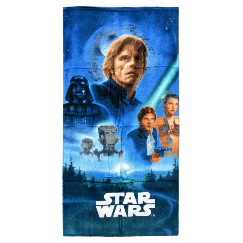 Plážová osuška / ručník Star Wars Battlefront / 70 x 140 cm / veci z filmu