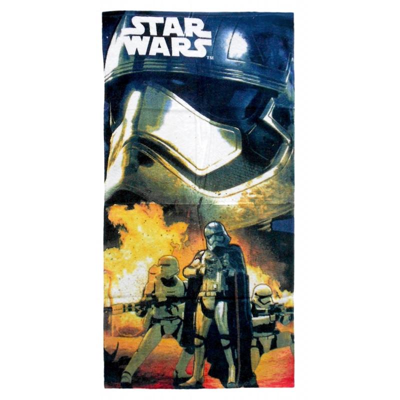 Plážová osuška / ručník Star Wars Clon / 70 x 140 cm / veci z iflmu