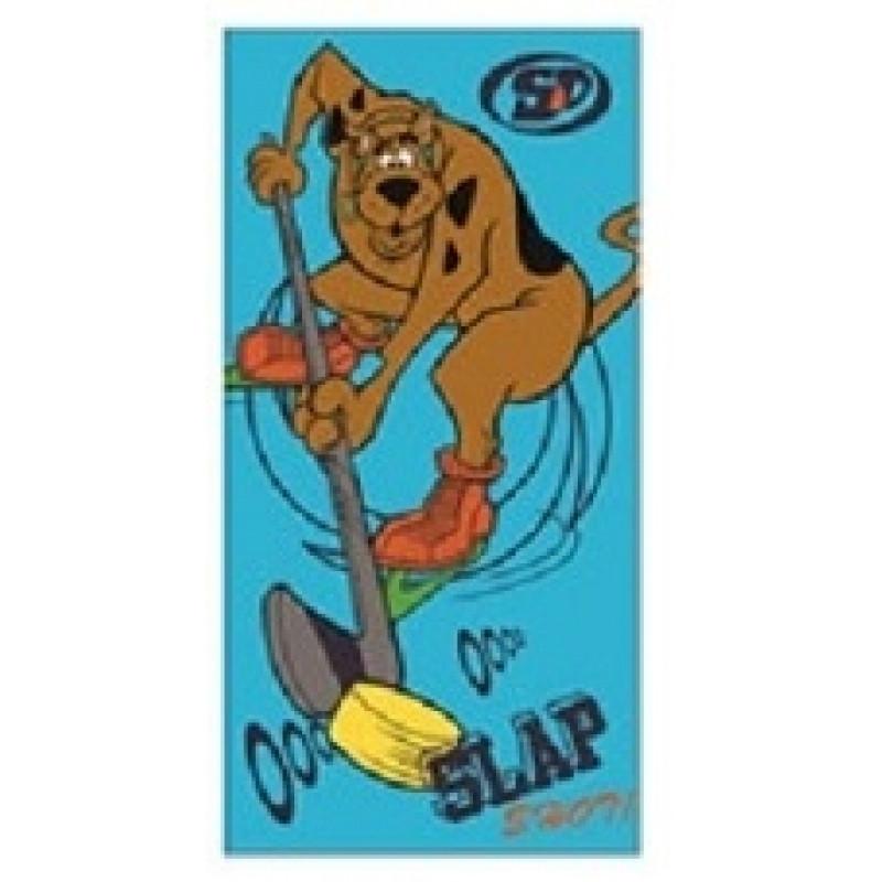 Plážová osuška / ručník  Scooby Doo Slap / 70 x 140 cm / veci z filmu