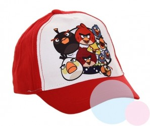 Kšiltovka Angry Birds