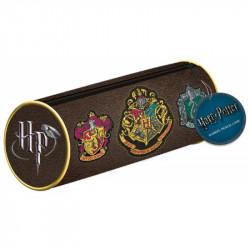 Penál / Pouzdro oválné Harry Potter / 20 x 7 x 7 cm / veci z filmu