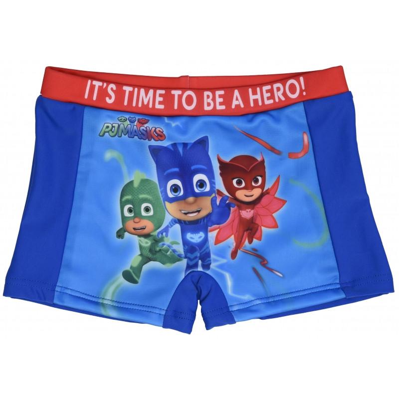 Chlapecké plavky PJ Masks / Pyžamasky / It´s time to be a hero 2 - 6 let