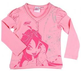 Triko Winx Růžové