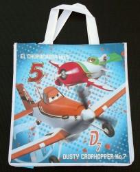 Dětská Nákupní Taška Planes Dusty A El Chupacabra 32 Cm