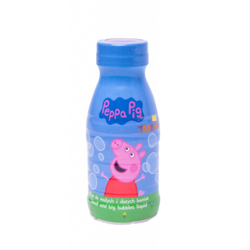 Náplň do bublifuku / Prasátko Pepa / 250 ml