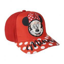 Kšiltovka s měnícím se obrázkem Minnie Mouse / vecizfilmu