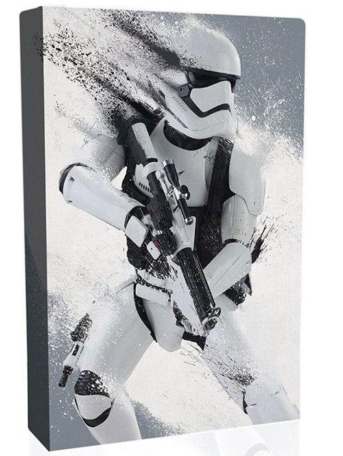 OBRAZ NA PLÁTNĚ STAR WARS / STORMTROOPER / 20 x 30 cm