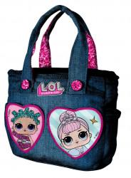 Riflová kabelka LOL Surprise 19 x 15 x 7 cm