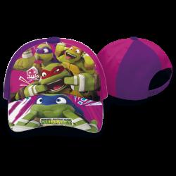Dívčí kšiltovka Želvy Ninja / Ninja Turtles