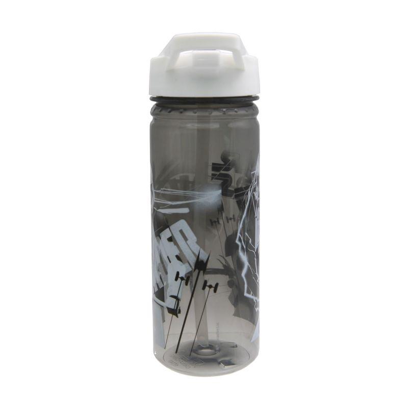 Plastová láhev s uzávěrem a brčkem Hvězdné Války / Star Wars Stormtrooper 600 ml
