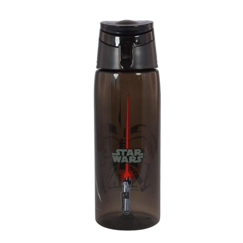 Tritanová láhev s uzávěrem Hvězdné Války / Star Wars / Darth Vader
