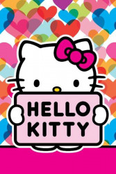 Ručník Hello Kitty / Mimi Love