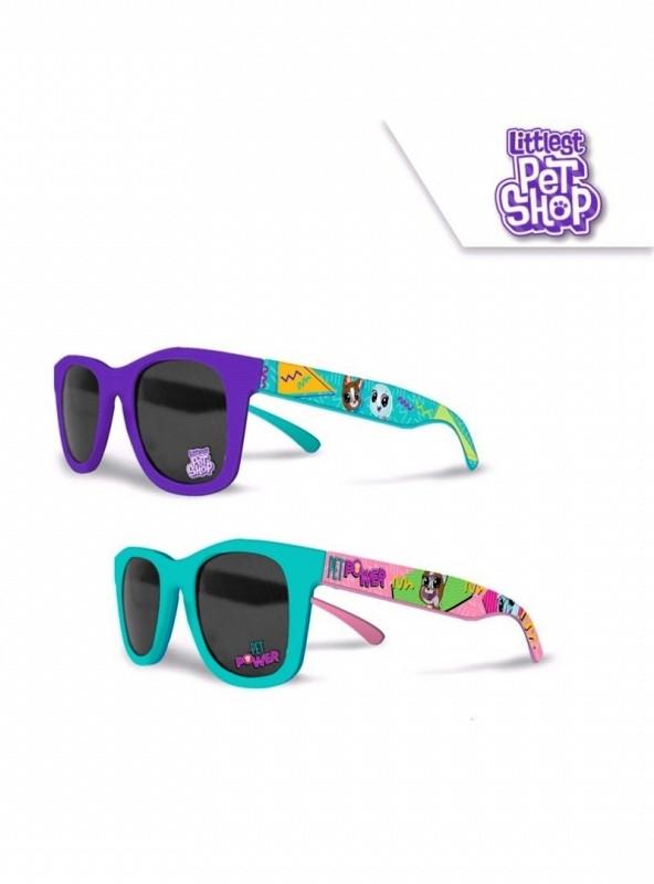 Barevné sluneční brýle pro malé fanynky Littlest Pet Shop