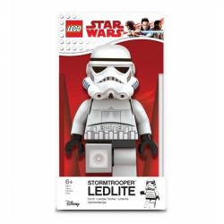 3D stojící baterka / svítilna Lego Star Wars / Stormtrooper 20 cm / vecizfilmu