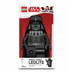 3D stojící baterka / svítilna Lego Star Wars / Darth Vader 20 cm