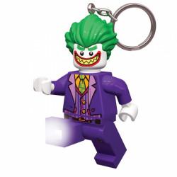 3D přívěšek na klíče s LED baterkou / Batman Movie / Joker / vecizfilmu