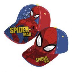 Chlapecká kšiltovka s Pavoučím mužem Spidermanem / 51 / 54 cm