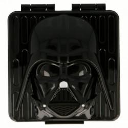 Plastová 3D krabička na svačinu / lunch box Darth Vader / Star Wars / Hvězdné Války