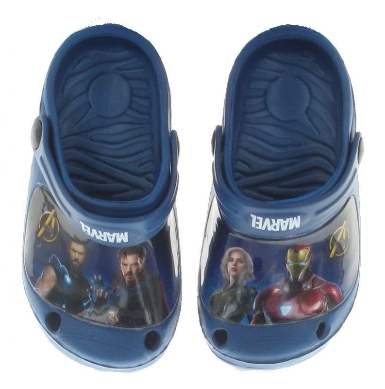 Chlapecké letní kroksy / plážové sandále Avengers / Marvel / velikost 22 - 33